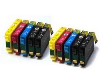 Epson T1811-T1814 voordeelpakket (10 cartridges)